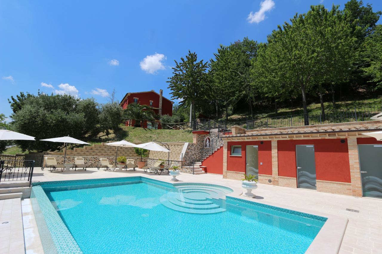 Ferienhaus Casa Sacciofa (461889), Monte Rinaldo, Fermo, Marken, Italien, Bild 3