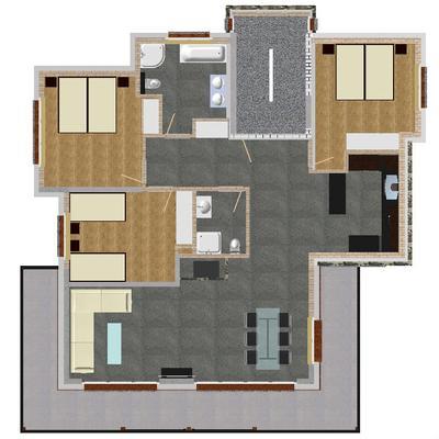 Holiday apartment Aiolos Apartments 6 Personen (468317), Zermatt, Zermatt, Valais, Switzerland, picture 11