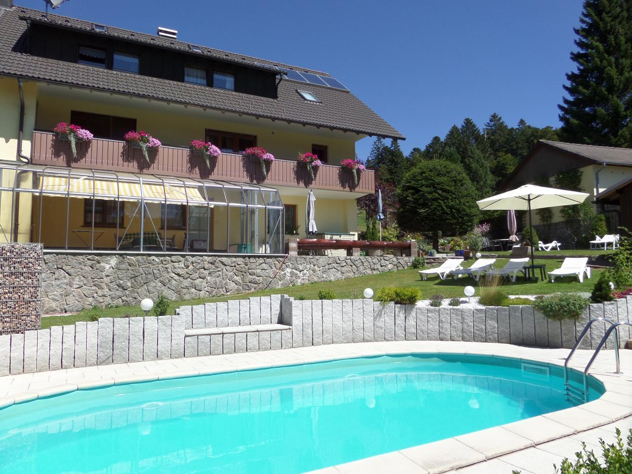 Ferienwohnung Gästehaus Dummer -Ferienwohnung Hotzenwald (468527), Herrischried, Schwarzwald, Baden-Württemberg, Deutschland, Bild 2