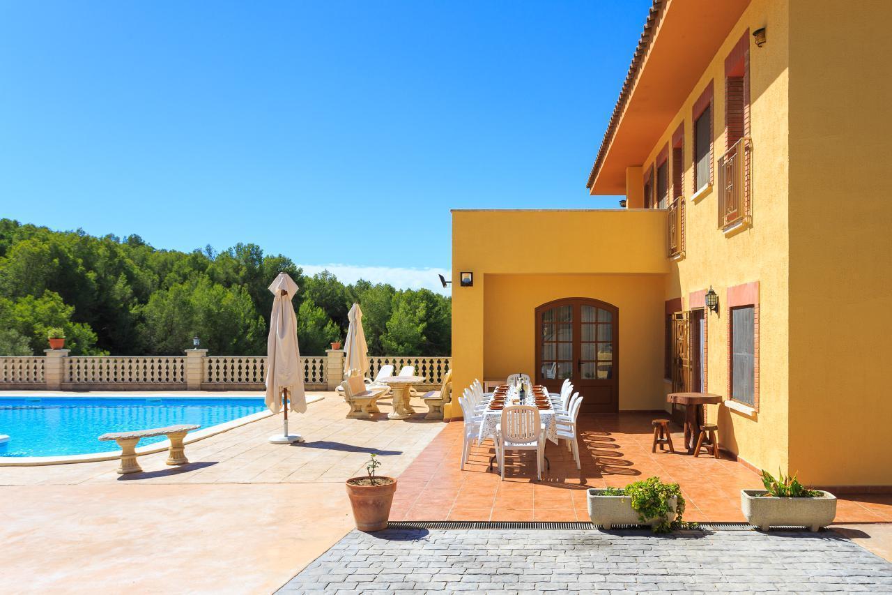 Ferienhaus Cal Vimón  HUTB-013329 (469577), Castellet i la Gornal, Costa del Garraf, Katalonien, Spanien, Bild 4