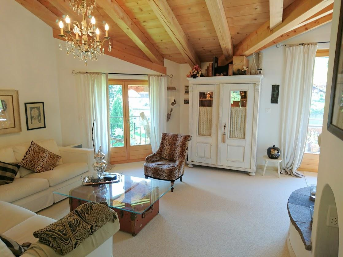 Appartement de vacances Luxuriöses Penthouse in Chalet /Top Lage (470460), Klosters, Davos - Klosters - Prättigau, Grisons, Suisse, image 4