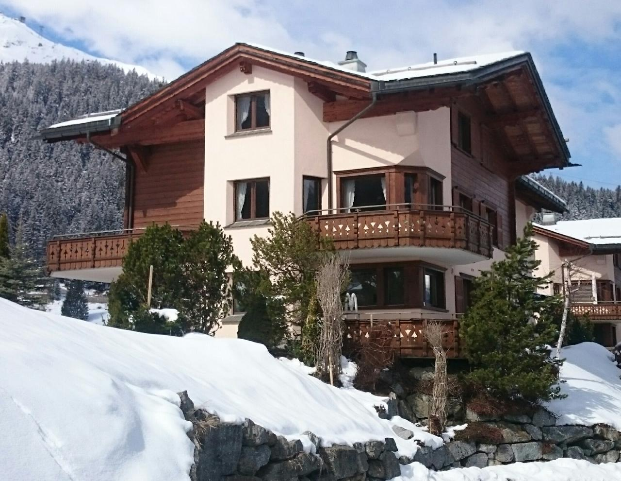 Appartement de vacances Luxuriöses Penthouse in Chalet /Top Lage (470460), Klosters, Davos - Klosters - Prättigau, Grisons, Suisse, image 1