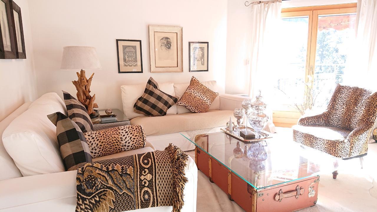 Appartement de vacances Luxuriöses Penthouse in Chalet /Top Lage (470460), Klosters, Davos - Klosters - Prättigau, Grisons, Suisse, image 3