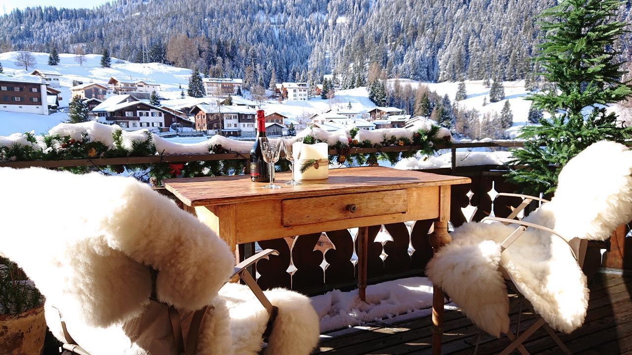 Appartement de vacances Luxuriöses Penthouse in Chalet /Top Lage (470460), Klosters, Davos - Klosters - Prättigau, Grisons, Suisse, image 19