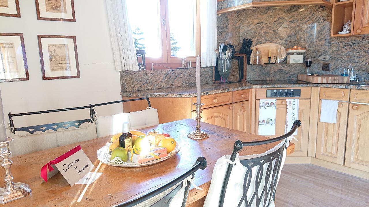 Appartement de vacances Luxuriöses Penthouse in Chalet /Top Lage (470460), Klosters, Davos - Klosters - Prättigau, Grisons, Suisse, image 10