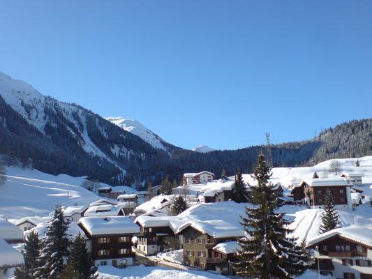 Appartement de vacances Luxuriöses Penthouse in Chalet /Top Lage (470460), Klosters, Davos - Klosters - Prättigau, Grisons, Suisse, image 29