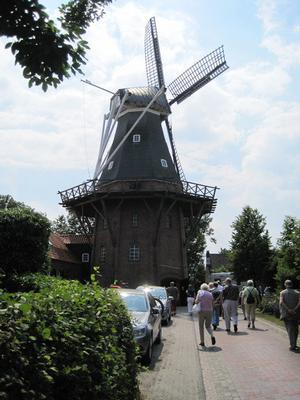 Mühle in Rysum