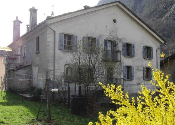 Ferienwohnung Ferienwohnung (478576), Promontogno, Bergell, Graubünden, Schweiz, Bild 14