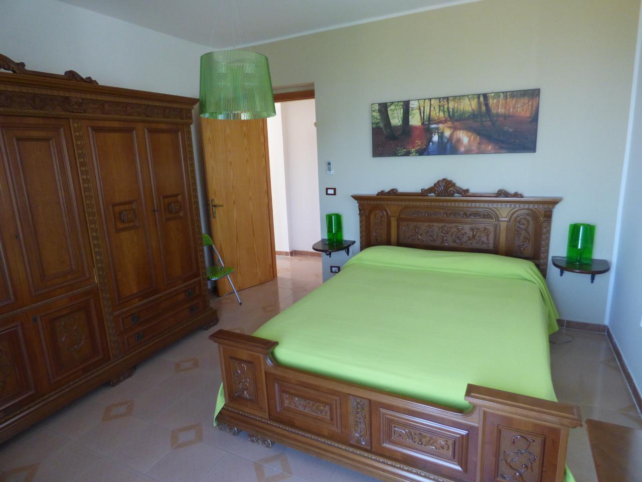 Ferienhaus Villa Maria ein schönes Landhaus in einer ruhigen und sonnige lage mit Blick auf den Eolie (482652), Patti, Messina, Sizilien, Italien, Bild 19