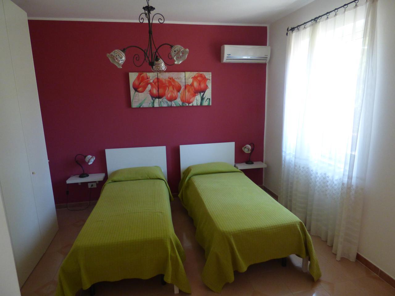 Ferienhaus Villa Maria ein schönes Landhaus in einer ruhigen und sonnige lage mit Blick auf den Eolie (482652), Patti, Messina, Sizilien, Italien, Bild 16