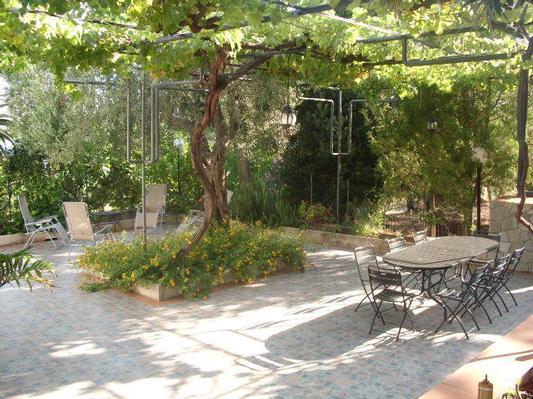Ferienhaus Villa Maria ein schönes Landhaus in einer ruhigen und sonnige lage mit Blick auf den Eolie (482652), Patti, Messina, Sizilien, Italien, Bild 7