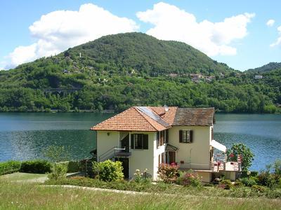 Holiday apartment Il Pascolo (483146), Orta San Giulio, Lake Orta, Piedmont, Italy, picture 1