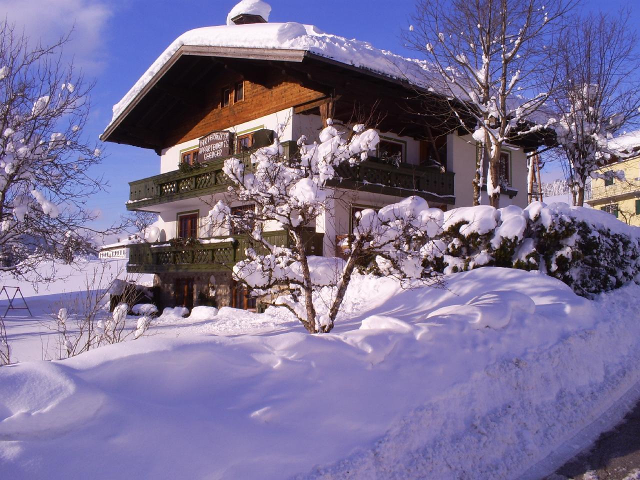 Appartement de vacances Ferienwohnungen Gsenger (484802), Abtenau, Tennengau, Salzbourg, Autriche, image 3