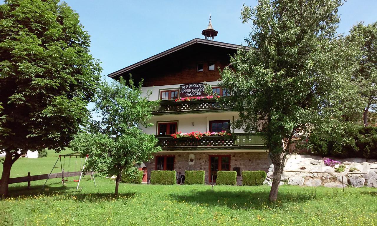 Appartement de vacances Ferienwohnungen Gsenger (484802), Abtenau, Tennengau, Salzbourg, Autriche, image 1