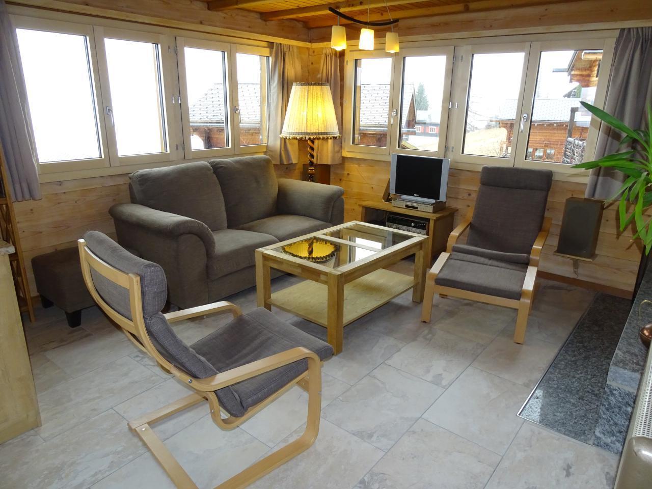 Appartement de vacances Chalet Stefanino, 3 1/2 Zimmer (487097), Bellwald, Aletsch - Conches, Valais, Suisse, image 4