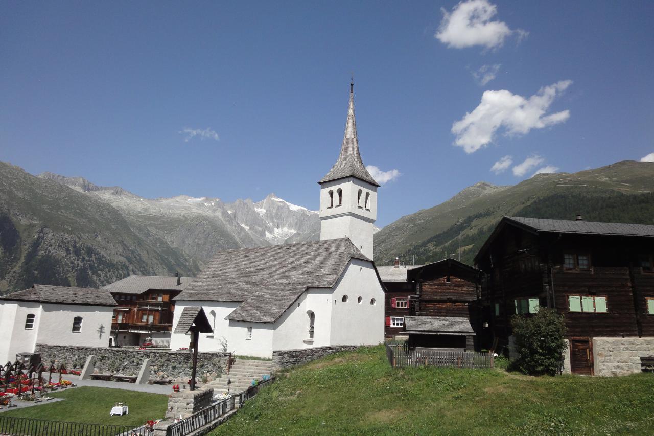 Appartement de vacances Chalet Stefanino, 3 1/2 Zimmer (487097), Bellwald, Aletsch - Conches, Valais, Suisse, image 15
