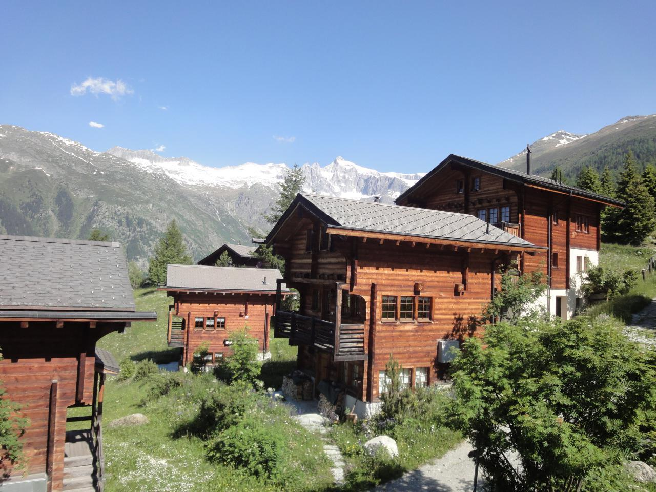Appartement de vacances Chalet Stefanino, 3 1/2 Zimmer (487097), Bellwald, Aletsch - Conches, Valais, Suisse, image 14