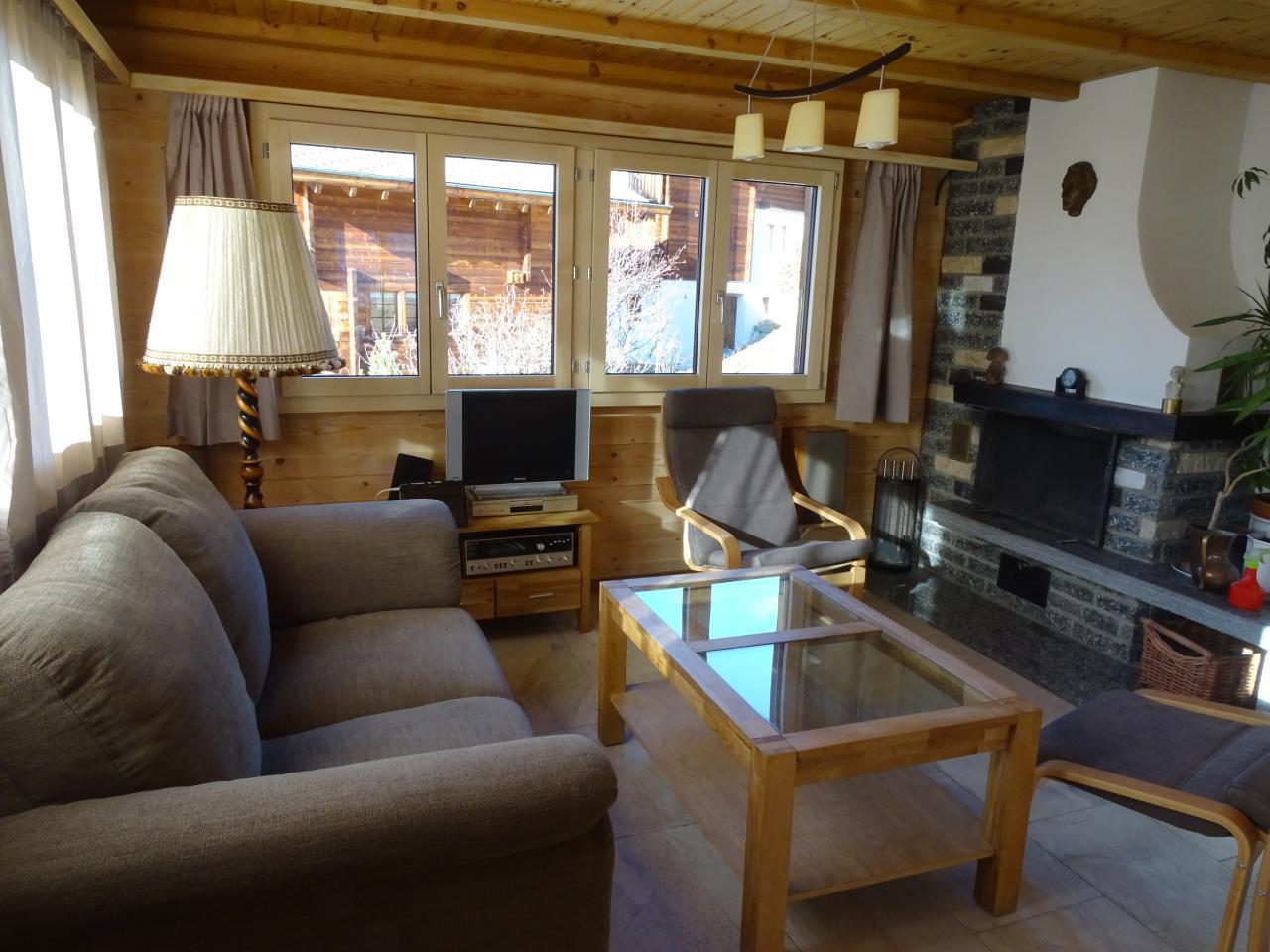 Appartement de vacances Chalet Stefanino, 3 1/2 Zimmer (487097), Bellwald, Aletsch - Conches, Valais, Suisse, image 3