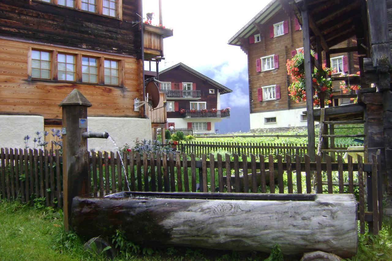 Appartement de vacances Chalet Stefanino, 3 1/2 Zimmer (487097), Bellwald, Aletsch - Conches, Valais, Suisse, image 16
