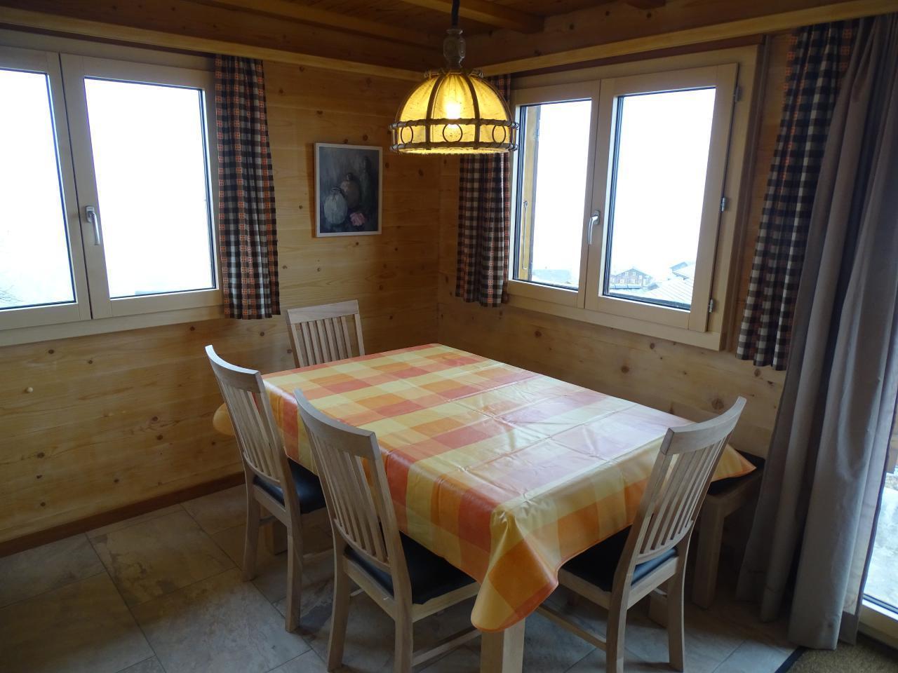 Appartement de vacances Chalet Stefanino, 3 1/2 Zimmer (487097), Bellwald, Aletsch - Conches, Valais, Suisse, image 9