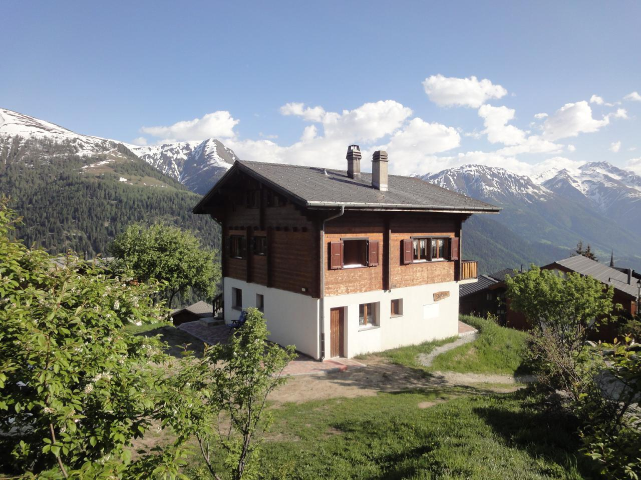 Appartement de vacances Chalet Stefanino, 3 1/2 Zimmer (487097), Bellwald, Aletsch - Conches, Valais, Suisse, image 2