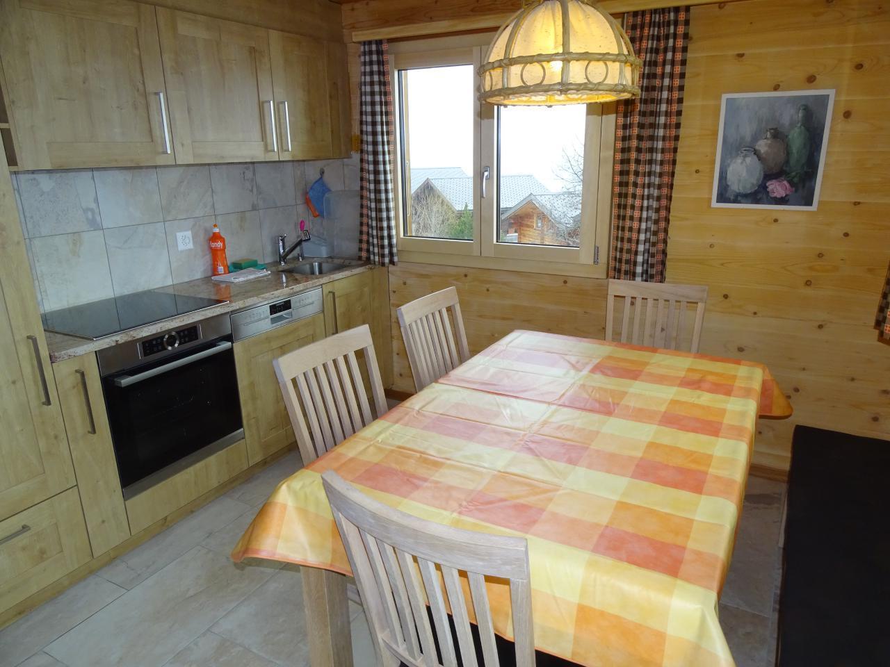 Appartement de vacances Chalet Stefanino, 3 1/2 Zimmer (487097), Bellwald, Aletsch - Conches, Valais, Suisse, image 8