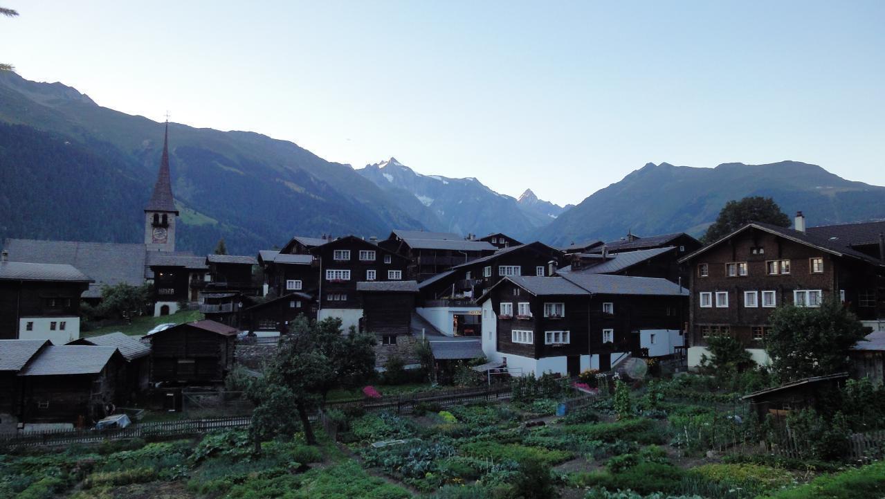 Appartement de vacances Chalet Stefanino, 3 1/2 Zimmer (487097), Bellwald, Aletsch - Conches, Valais, Suisse, image 22