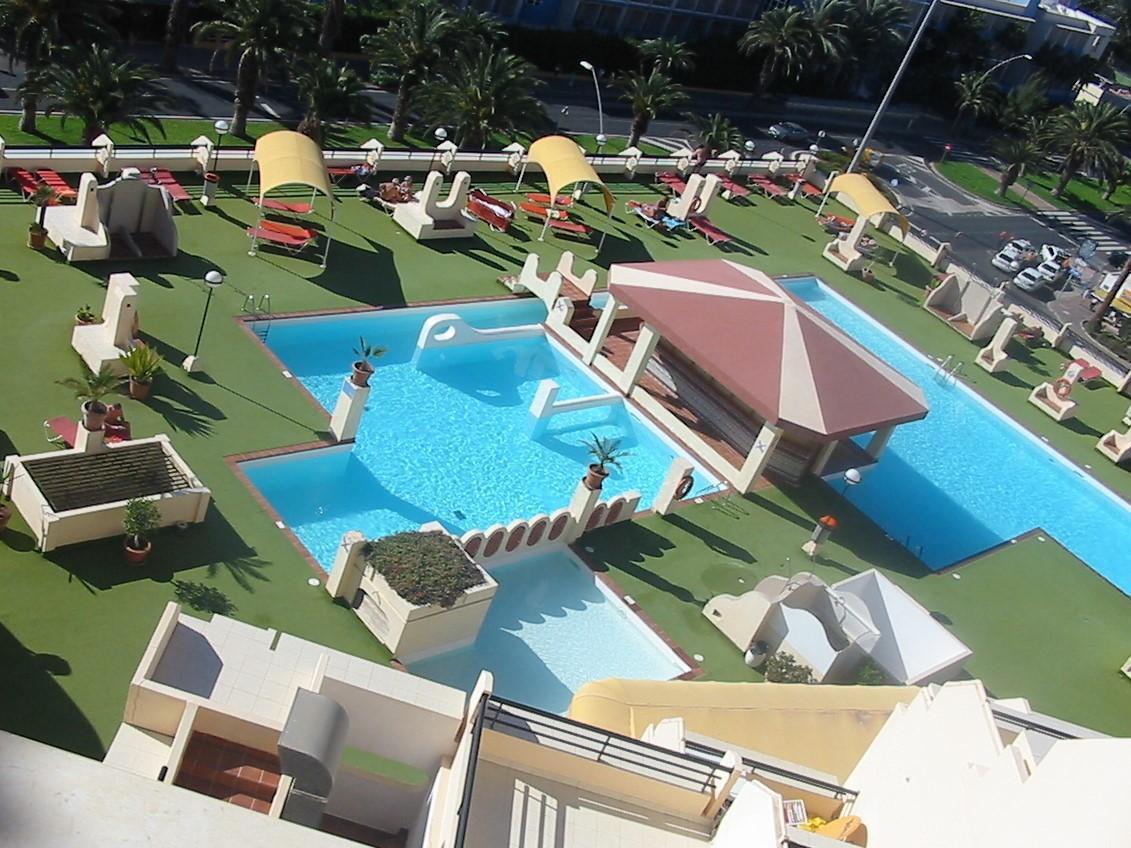 Ferienwohnung Apartment 2 / 4p am Strand und mit allen Dienstleistungen, mit Meerblick, Swimmingpools, a (487787), Morro Jable, Fuerteventura, Kanarische Inseln, Spanien, Bild 14