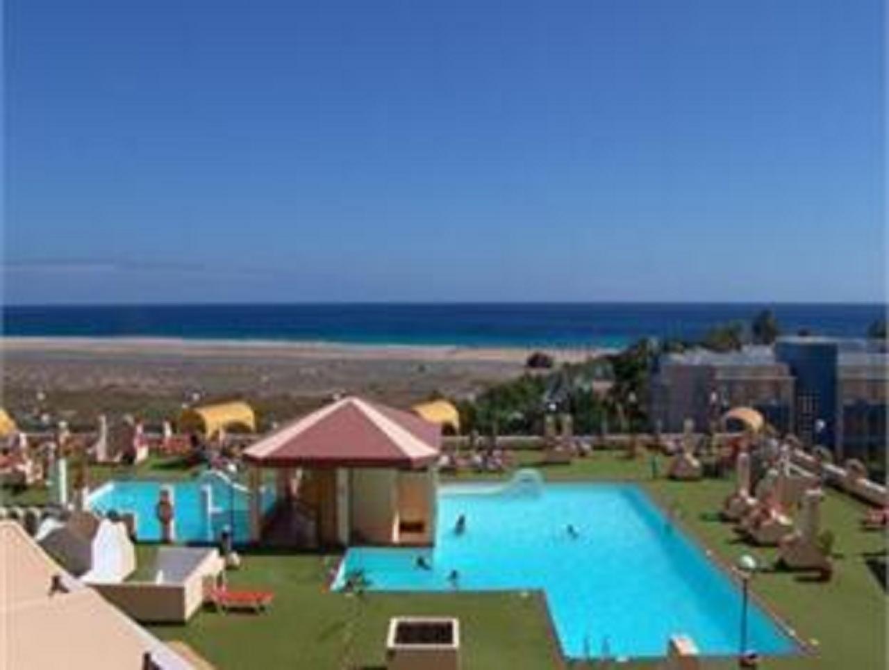Ferienwohnung Apartment 2 / 4p am Strand und mit allen Dienstleistungen, mit Meerblick, Swimmingpools, a (487787), Morro Jable, Fuerteventura, Kanarische Inseln, Spanien, Bild 17
