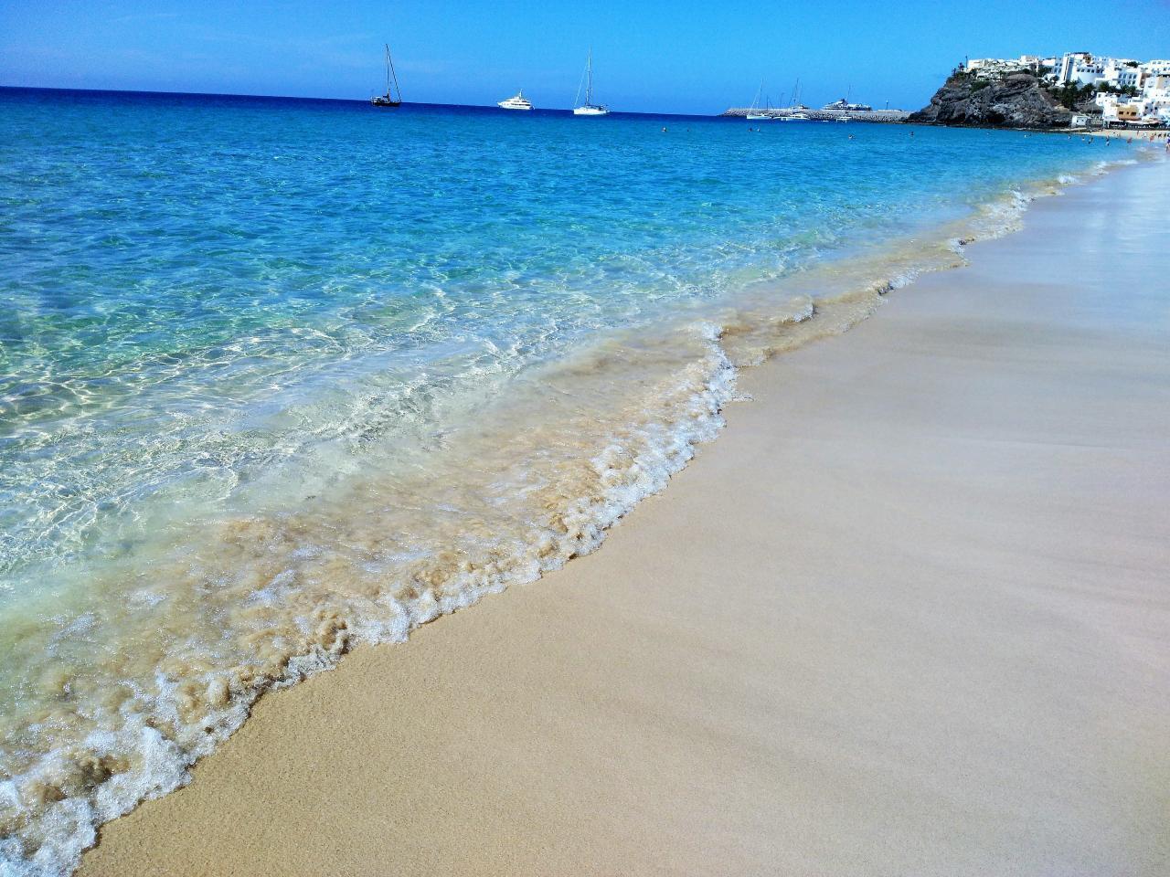Ferienwohnung Apartment 2 / 4er Direkt am Meer, mit Blick auf den Strand, Schwimmbäder, ausgestattet. WI (487787), Morro Jable, Fuerteventura, Kanarische Inseln, Spanien, Bild 24