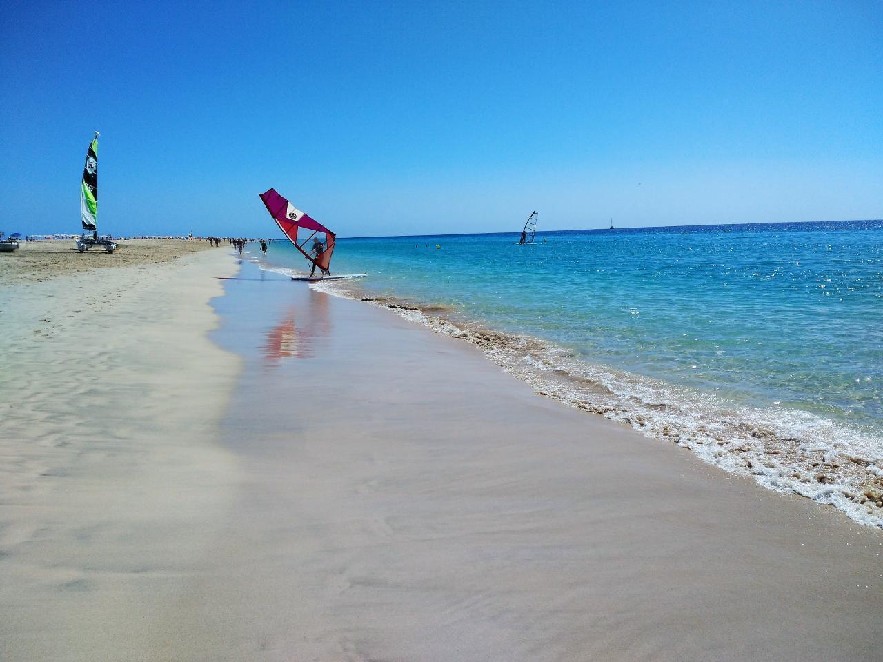 Ferienwohnung Apartment 2 / 4p am Strand und mit allen Dienstleistungen, mit Meerblick, Swimmingpools, a (487787), Morro Jable, Fuerteventura, Kanarische Inseln, Spanien, Bild 23