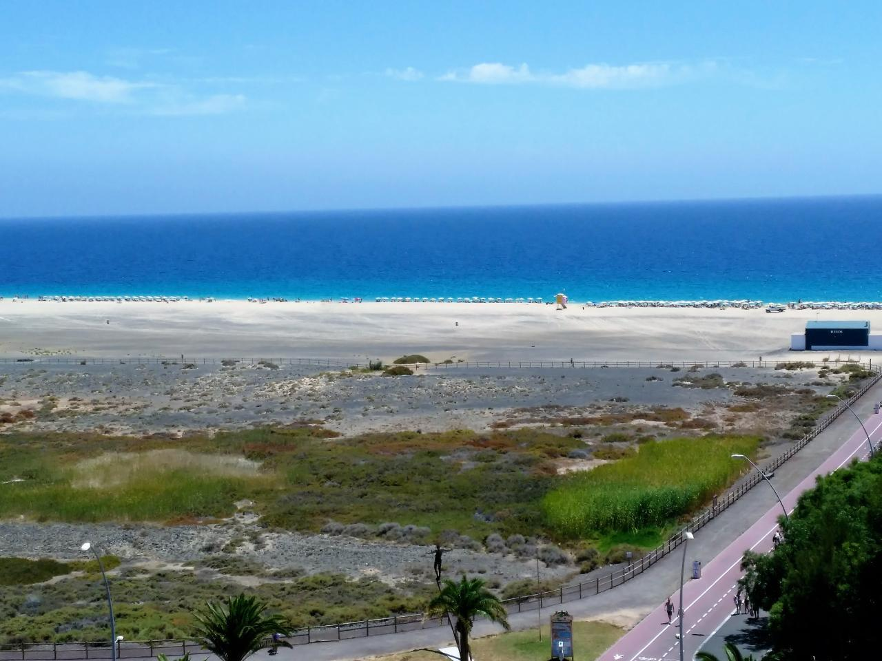 Ferienwohnung Apartment 2 / 4p am Strand und mit allen Dienstleistungen, mit Meerblick, Swimmingpools, a (487787), Morro Jable, Fuerteventura, Kanarische Inseln, Spanien, Bild 19