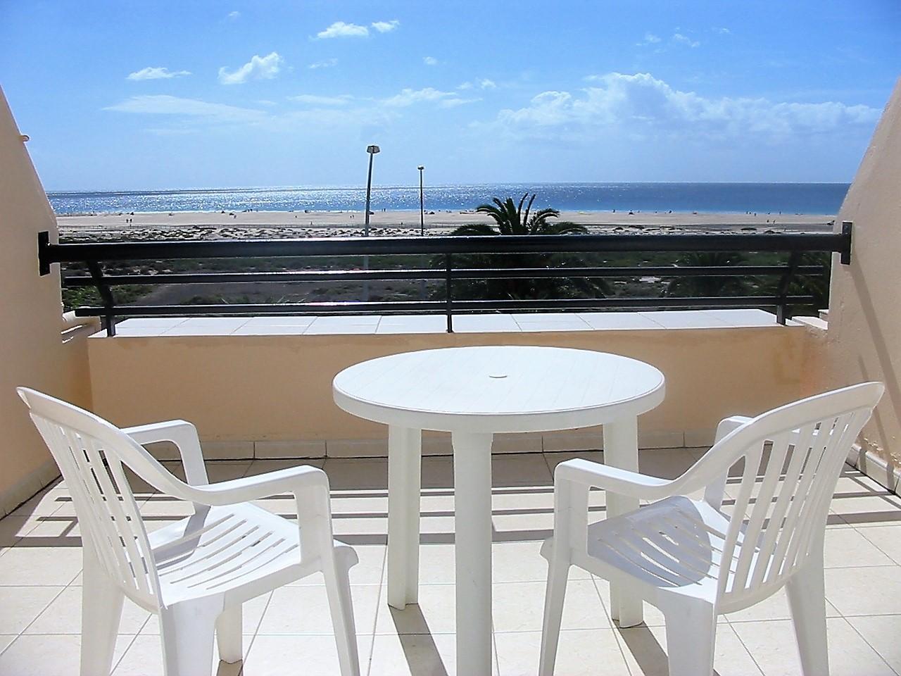 Ferienwohnung Apartment 2 / 4er Direkt am Meer, mit Blick auf den Strand, Schwimmbäder, ausgestattet. WI (487787), Morro Jable, Fuerteventura, Kanarische Inseln, Spanien, Bild 2