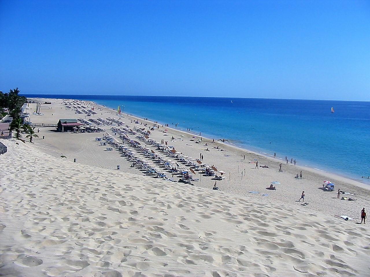 Ferienwohnung Apartment 2 / 4p am Strand und mit allen Dienstleistungen, mit Meerblick, Swimmingpools, a (487787), Morro Jable, Fuerteventura, Kanarische Inseln, Spanien, Bild 27