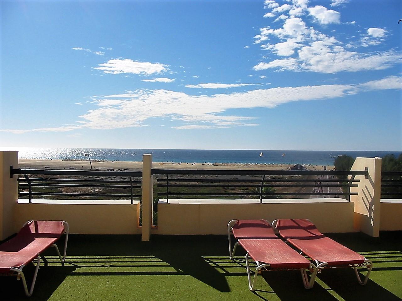Ferienwohnung Apartment 2 / 4er Direkt am Meer, mit Blick auf den Strand, Schwimmbäder, ausgestattet. WI (487787), Morro Jable, Fuerteventura, Kanarische Inseln, Spanien, Bild 16