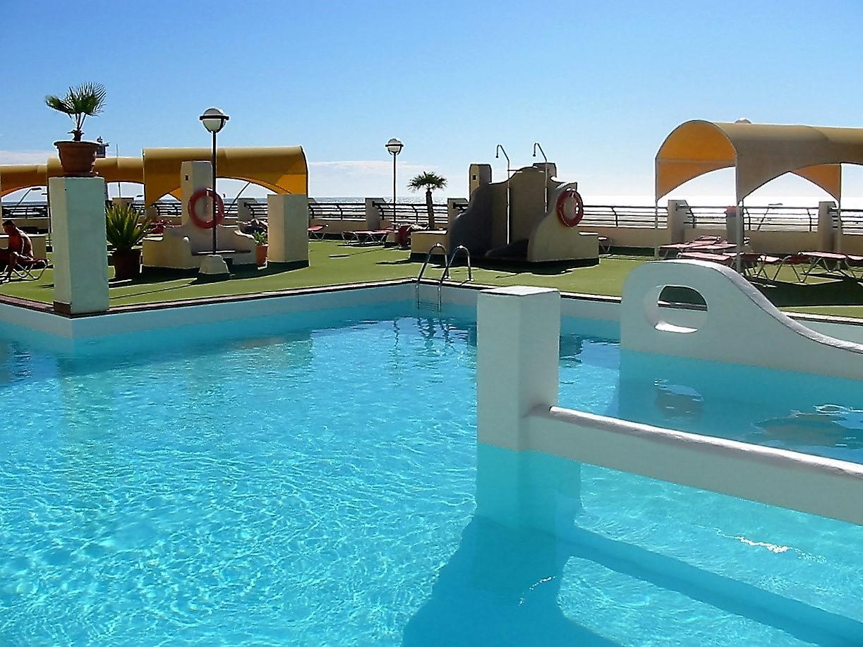 Ferienwohnung Apartment 2 / 4p am Strand und mit allen Dienstleistungen, mit Meerblick, Swimmingpools, a (487787), Morro Jable, Fuerteventura, Kanarische Inseln, Spanien, Bild 3
