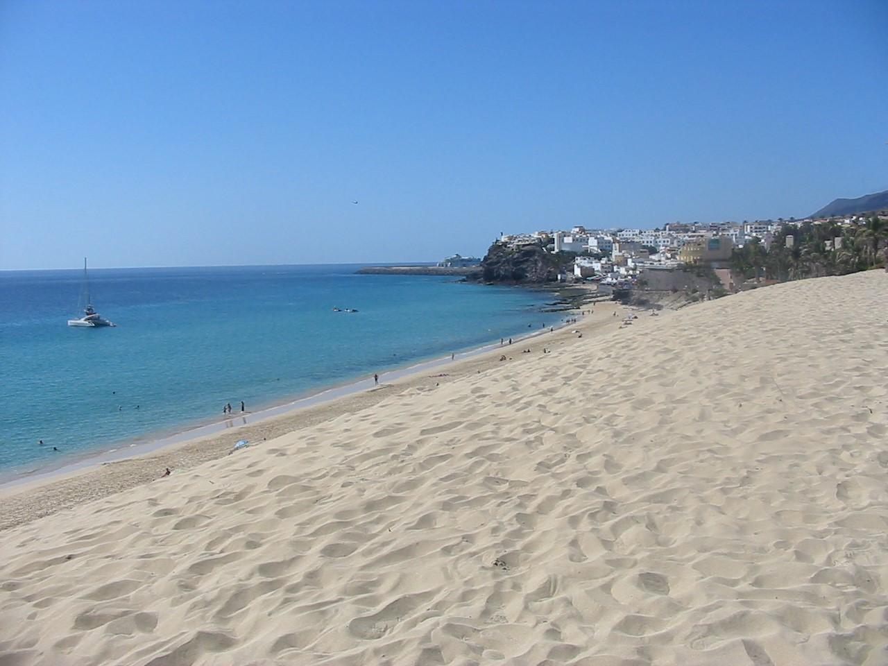 Ferienwohnung Apartment 2 / 4er Direkt am Meer, mit Blick auf den Strand, Schwimmbäder, ausgestattet. WI (487787), Morro Jable, Fuerteventura, Kanarische Inseln, Spanien, Bild 28