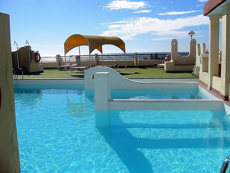 Ferienwohnung Apartment 2 / 4p am Strand und mit allen Dienstleistungen, mit Meerblick, Swimmingpools, a (487787), Morro Jable, Fuerteventura, Kanarische Inseln, Spanien, Bild 11