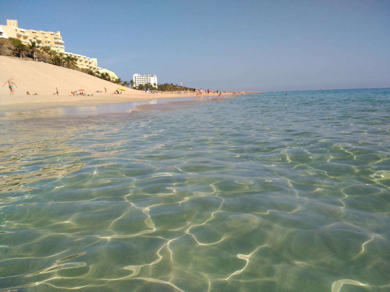 Ferienwohnung Apartment 2 / 4p am Strand und mit allen Dienstleistungen, mit Meerblick, Swimmingpools, a (487787), Morro Jable, Fuerteventura, Kanarische Inseln, Spanien, Bild 21