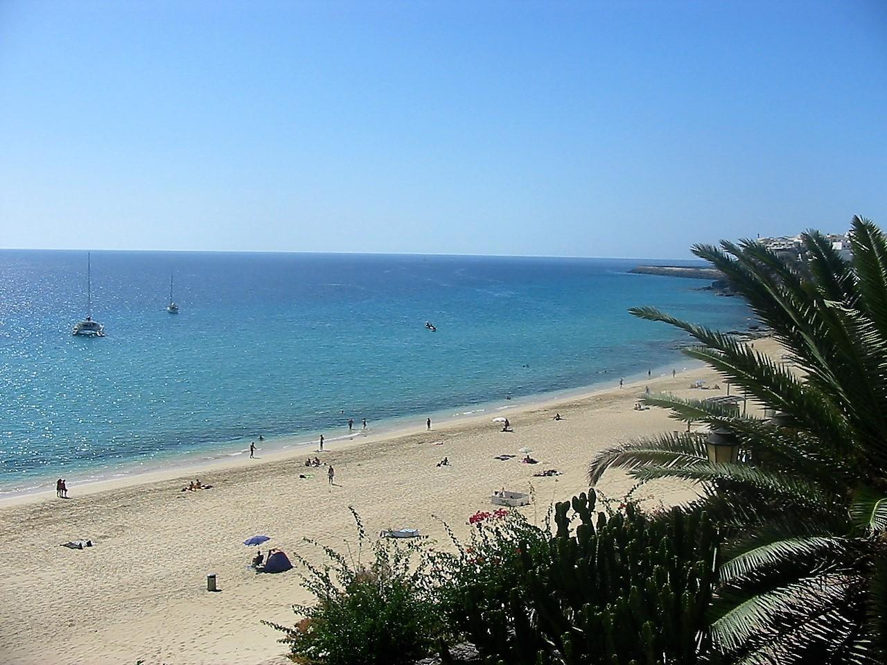 Ferienwohnung Apartment 2 / 4p am Strand und mit allen Dienstleistungen, mit Meerblick, Swimmingpools, a (487787), Morro Jable, Fuerteventura, Kanarische Inseln, Spanien, Bild 26