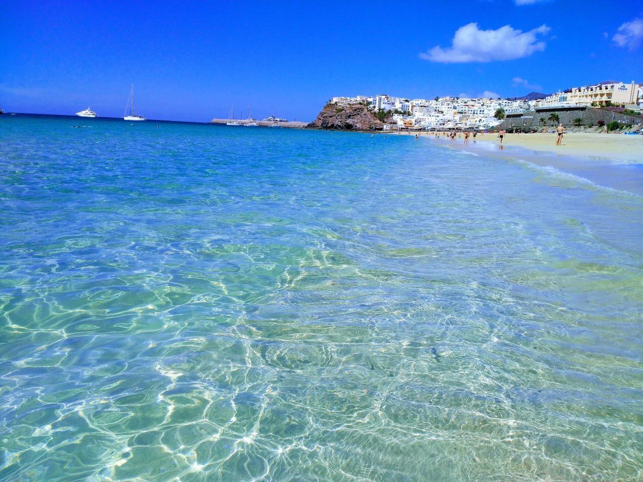 Ferienwohnung Apartment 2 / 4p am Strand und mit allen Dienstleistungen, mit Meerblick, Swimmingpools, a (487787), Morro Jable, Fuerteventura, Kanarische Inseln, Spanien, Bild 20