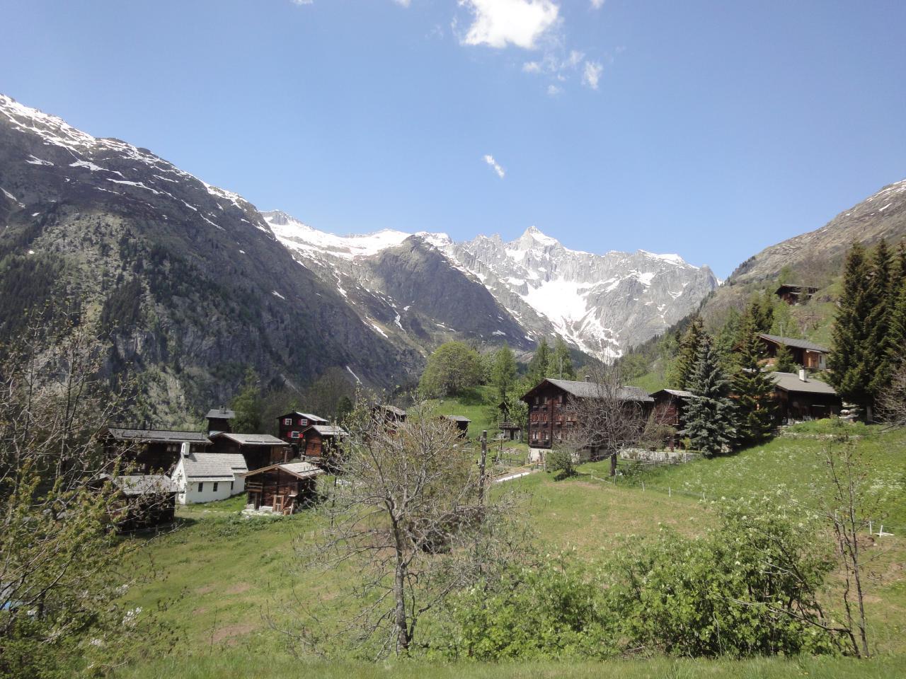 Appartement de vacances Chalet Stefanino, 2 1/2 Zimmer (488625), Bellwald, Aletsch - Conches, Valais, Suisse, image 15