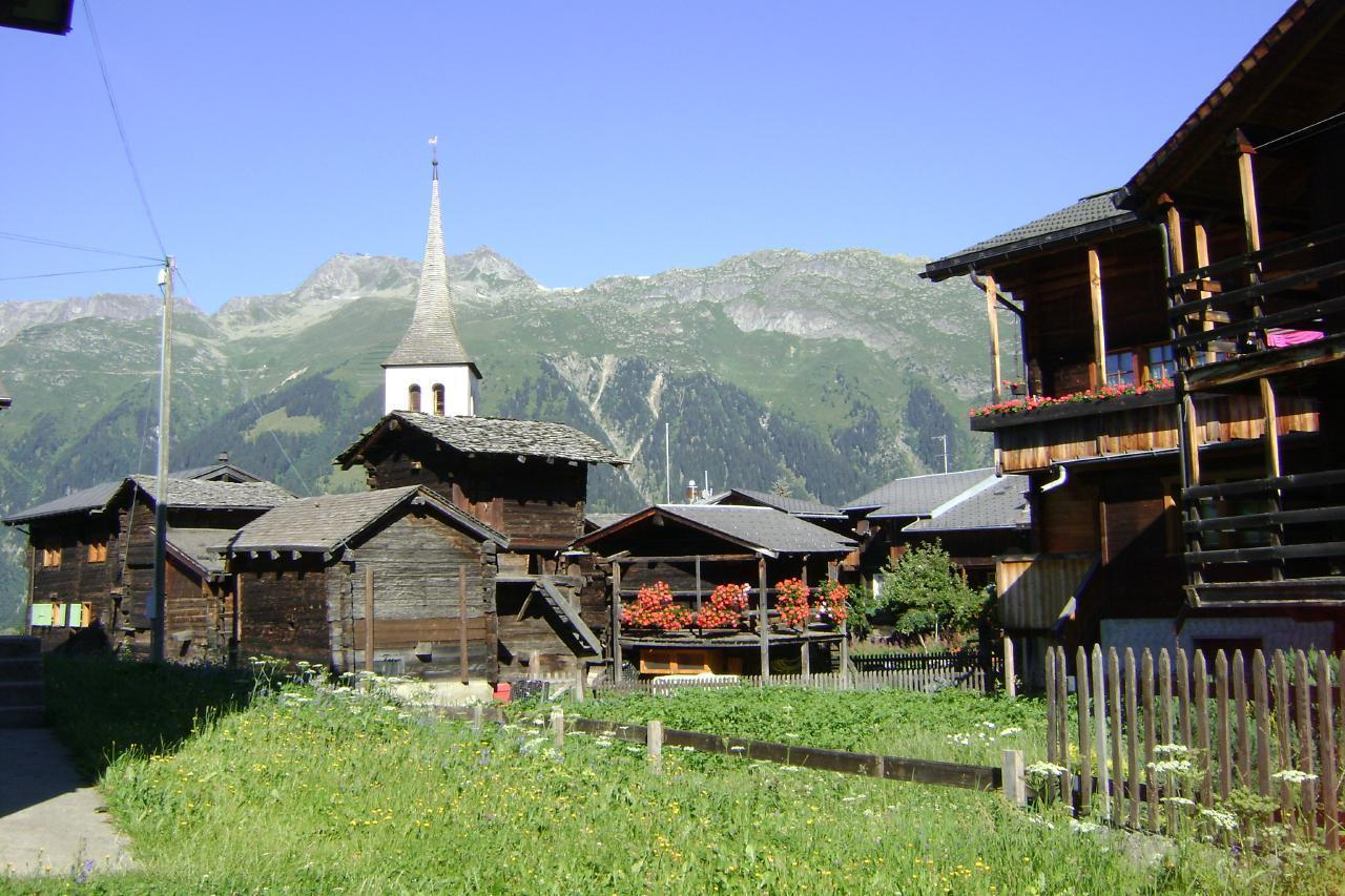Appartement de vacances Chalet Stefanino, 2 1/2 Zimmer (488625), Bellwald, Aletsch - Conches, Valais, Suisse, image 14
