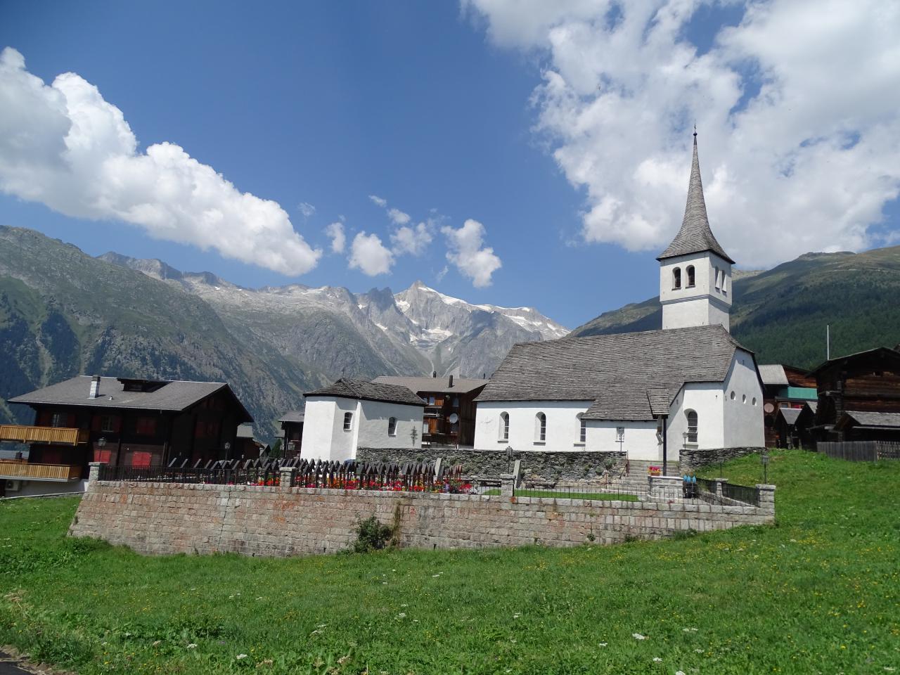 Appartement de vacances Chalet Stefanino, 2 1/2 Zimmer (488625), Bellwald, Aletsch - Conches, Valais, Suisse, image 13