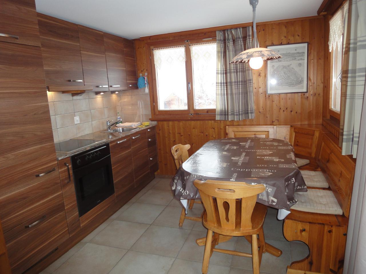 Appartement de vacances Chalet Stefanino, 2 1/2 Zimmer (488625), Bellwald, Aletsch - Conches, Valais, Suisse, image 5