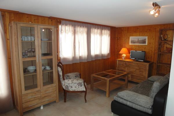 Appartement de vacances Chalet Stefanino, 2 1/2 Zimmer (488625), Bellwald, Aletsch - Conches, Valais, Suisse, image 3