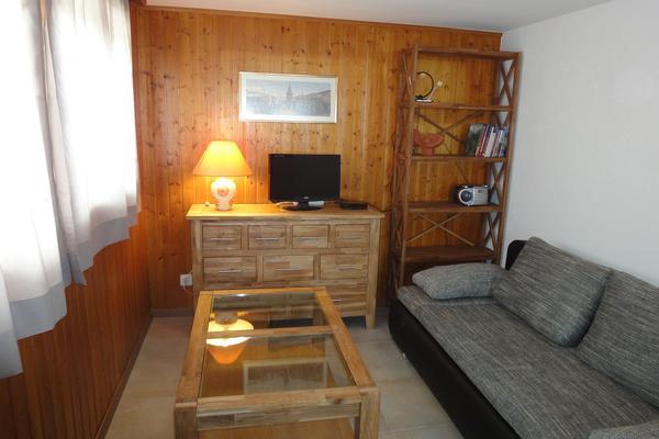 Appartement de vacances Chalet Stefanino, 2 1/2 Zimmer (488625), Bellwald, Aletsch - Conches, Valais, Suisse, image 4