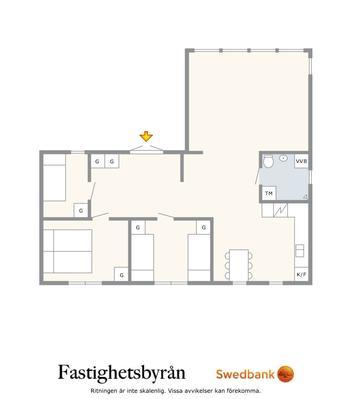 Ferienhaus Solstugan (492696), Åby, Östergötlands län, Südschweden, Schweden, Bild 11
