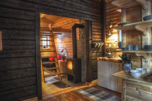 Ferienhaus in Lappland am Wildfluss (493058), Sorsele, Västerbottens län, Nordschweden, Schweden, Bild 4