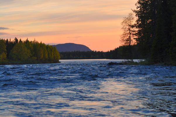 Ferienhaus in Lappland am Wildfluss (493058), Sorsele, Västerbottens län, Nordschweden, Schweden, Bild 10